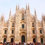 ミラノの結婚記念日旅行でもりもり観光その1