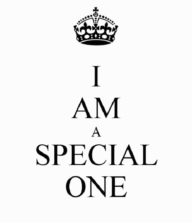 i-am-a-special-one