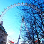 ロンドン・アイはヨーロッパ最大級の観覧車