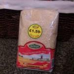 イギリスで日本のようなお米を簡単に安く手に入れる裏ワザ
