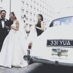 踊りまくりの結婚式